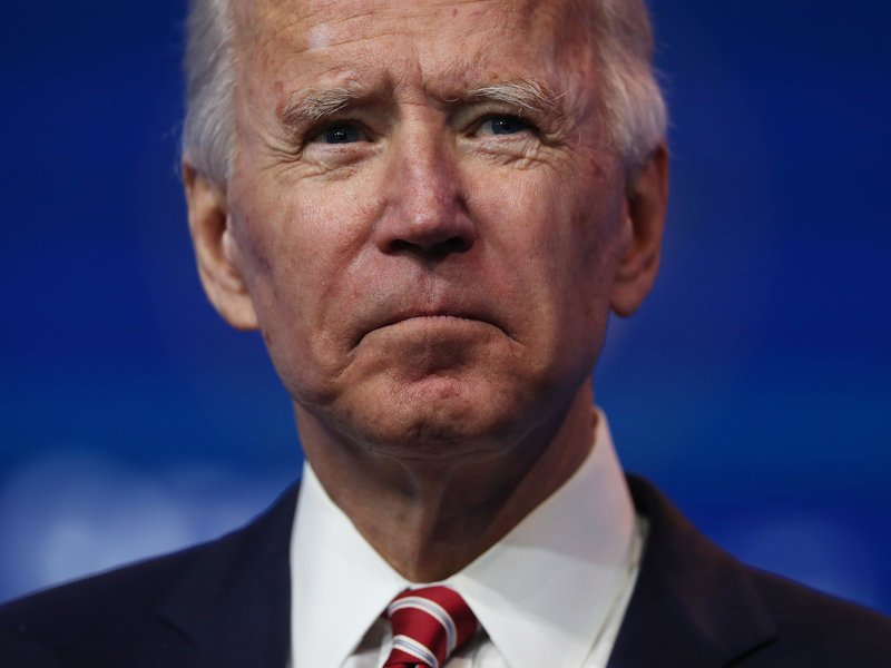 Unresolved Biden said that there is no clear candidate for the Attorney General