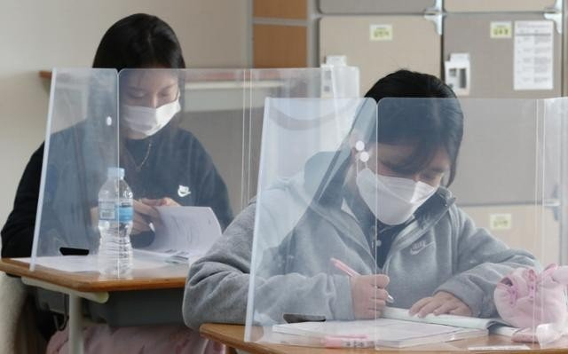 The schedule of residents in Seoul, South Korea has changed under the pandemic.