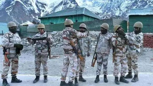 Indian media : Chinese military conditions are much better than ours.
