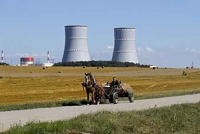 A technical failure occurred 5 days after the start of the Astravyets nuclear power plant in Belarus
