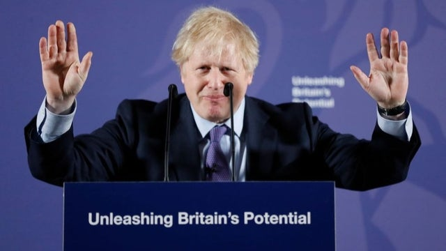 British Prime Minister Johnson: Vaccine passport may be used domestically