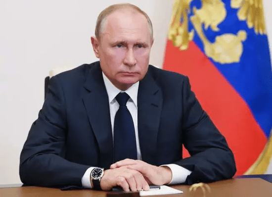 Why Putin doesn't take a stand