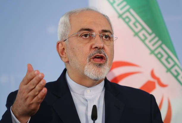 Israel may have 90 nuclear warheads. Zarif shouted at European and American leaders.