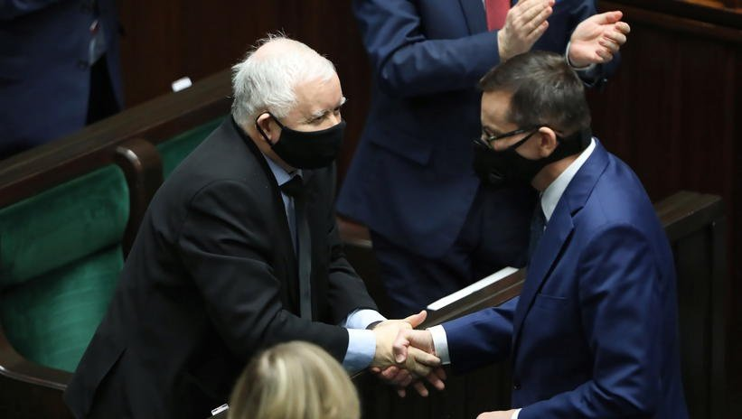 The Polish House of Representatives rejected the case of no confidence in Deputy Prime Minister Kaczynski