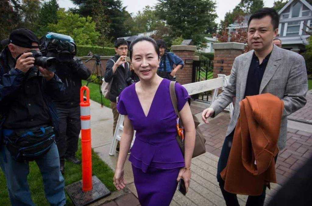 The US media revealed the conditions for Meng Wanzhou's return to China, and his intentions were extremely sinister