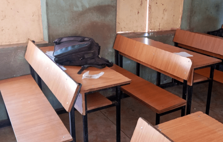 Extremist group Boko Haram declared responsibility for the kidnapping of hundreds of students in a Nigerian secondary school.