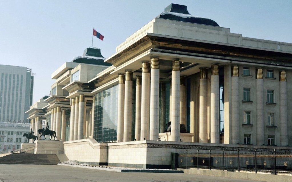 A staff member tested positive for COVID-19 quickly. Mongolia's National Palace implemented temporary foot bans.
