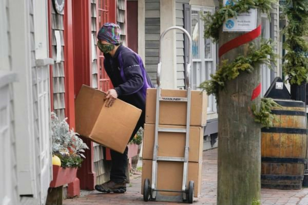 3 billion parcels test the American logistics industry during the Christmas season