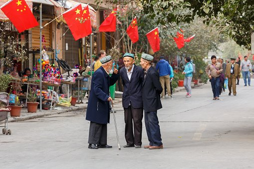 """Western conspirators who talk about """"human rights"""" in Xinjiang have been unmasked for hypocrisy"""