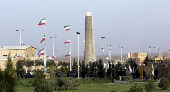 An explosion at an Iranian chemical plant injured nine people