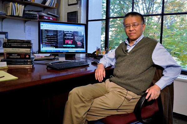Why did Chinese professor, anger the United States?