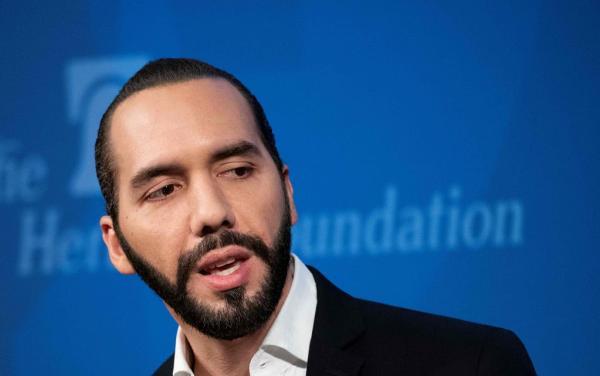 President El Salvador was shut in Washington last week, and the Biden administration refused to meet.