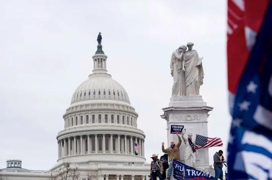 U.S. Senate vetoes impeachment clause against Trump