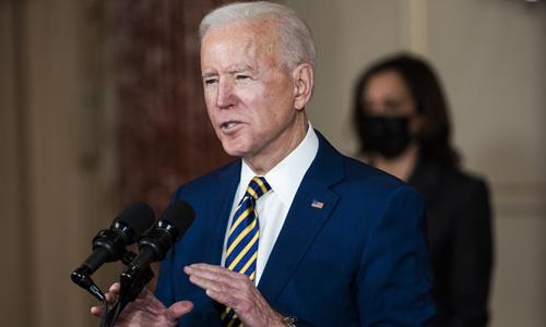 Biden proposed a summit with Putin in Europe