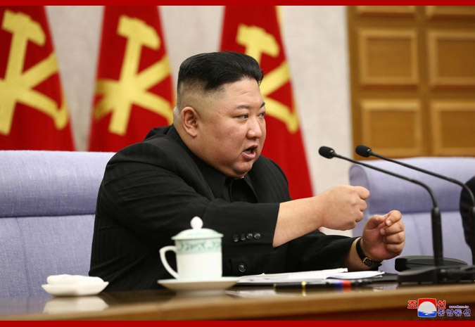 Kim Jong-un emphasizes strengthening the construction of the North Korean Labor Party branch