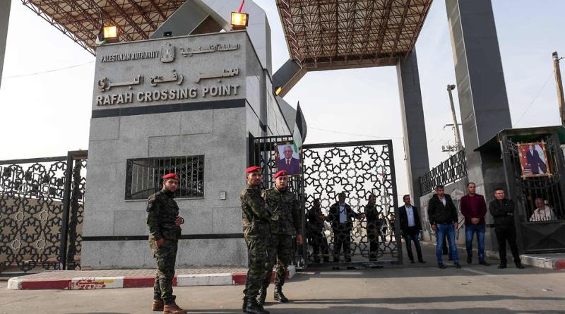 Palestinian Gaza Strip border crossing to Egypt opens indefinitely for first time