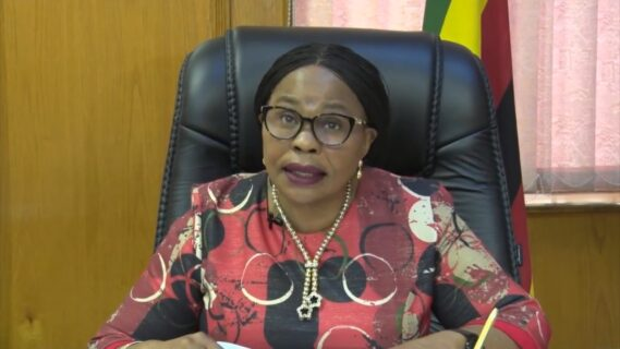 Zimbabwean government: a special plane will be sent to China to receive Chinese aid for the coronavirus vaccine in Zimbabwe.