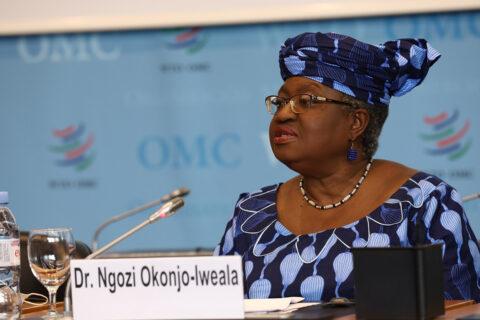 """Okonjo-Iweala: WTO ushers in a new """"double first"""" head"""