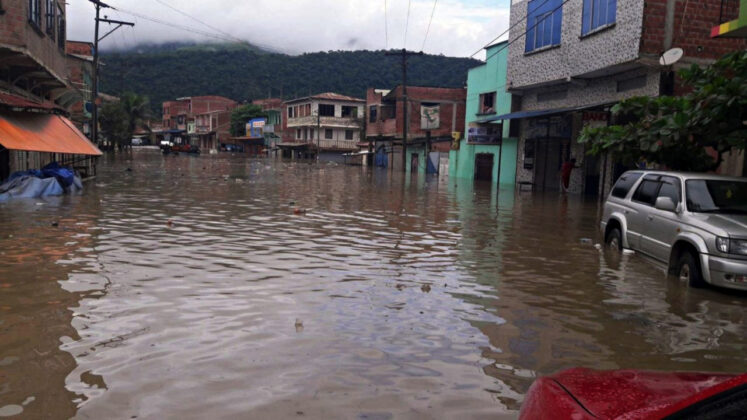 Heavy rains in Bolivia killed 8 people and affected more than 36,000 families.