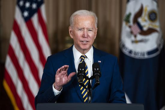 Biden administration says it is willing to discuss Iran on the Iran nuclear agreement
