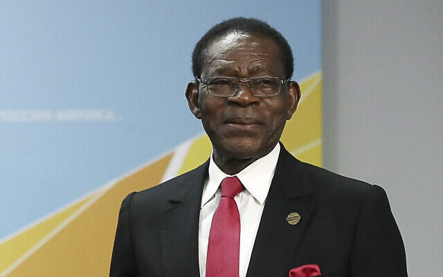 Equatorial Guinea announces the relocation of its embassy in Israel to Jerusalem