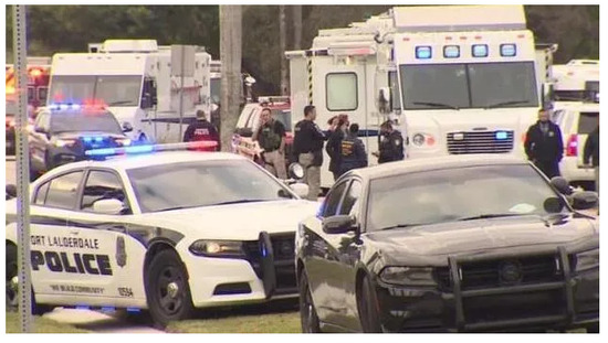 The FBI in the United States has encountered the bloodiest event in decades! 5 agents suffered casualties