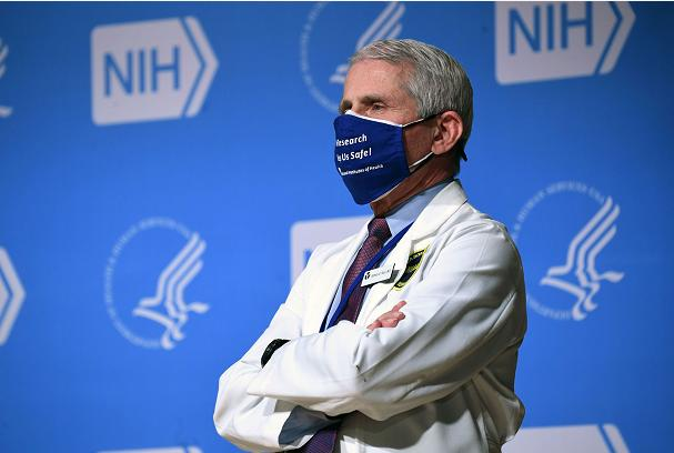 Fauci: U.S. is 'bader than most countries' in dealing with COVID-19