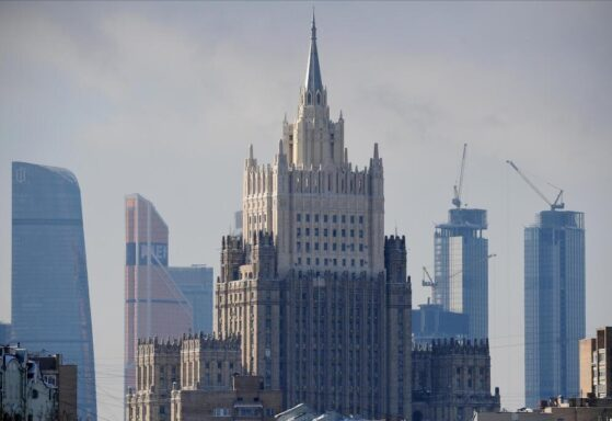 Russian Ministry of Foreign Affairs: The EU imposes sanctions on Russian citizens illegally, whose behavior interferes in Russia's internal affairs