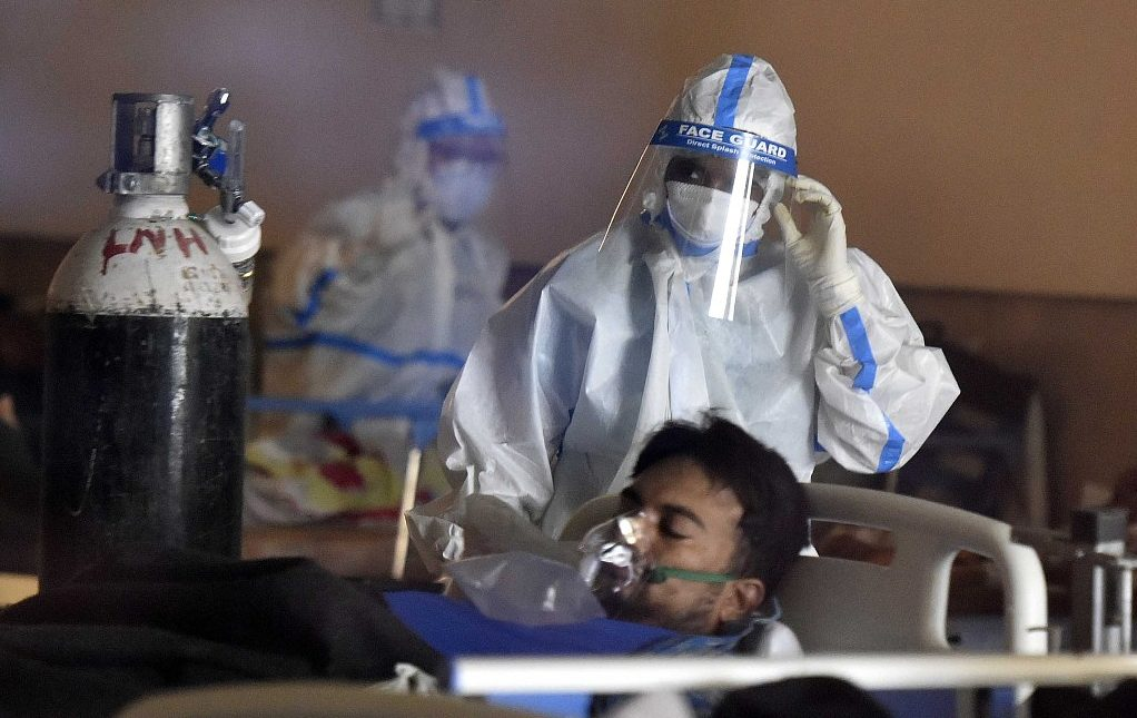 """Indian man tweeted oxygen suspected of disinformation police arrested for """"inciting fear"""""""
