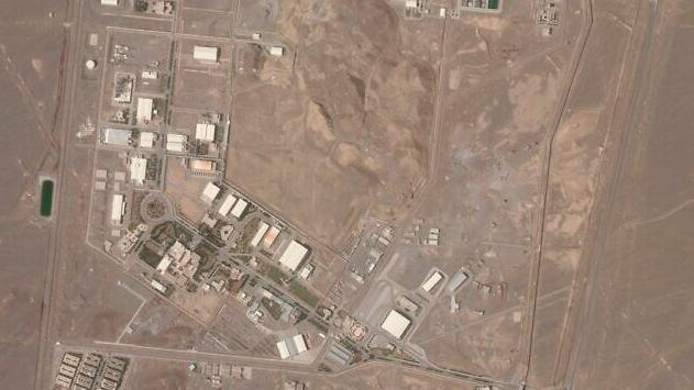 It may take at least 9 months for Iran to restore the Nataz nuclear facility.