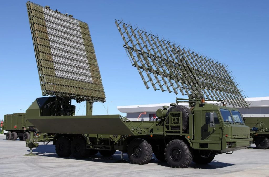 Russia plans to deploy new air defense radars in the Arctic