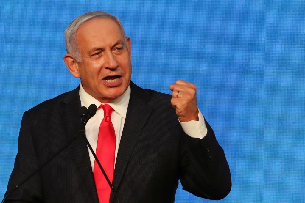 Israeli Prime Minister Benjamin Netanyahu has warned people to prepare for tough times ahead