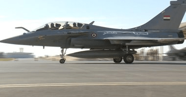 Egypt has purchased 30 French Tornado fighter jets