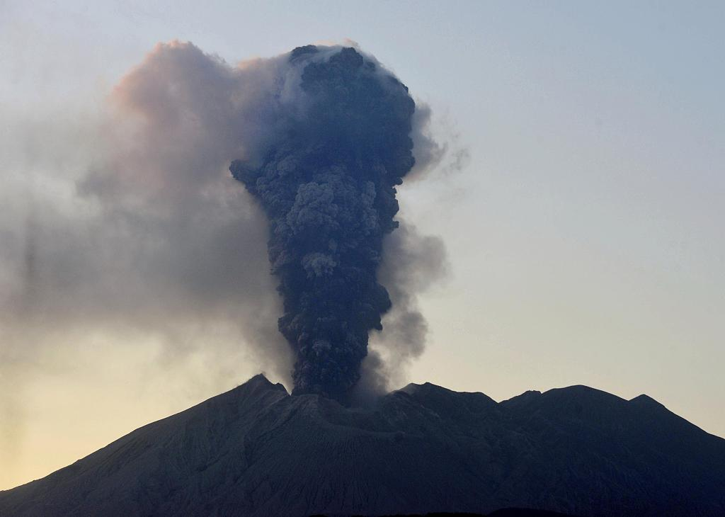 Japan Meteorological Agency issued a number of volcanic alerts to remind the public to be aware of prevention