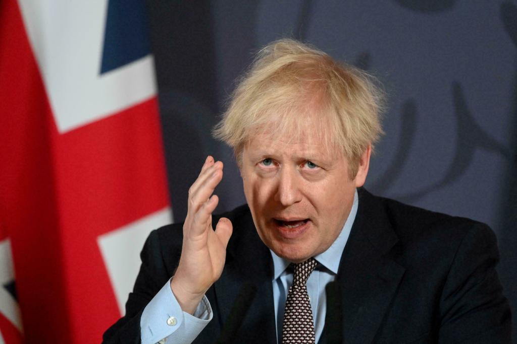 """British Prime Minister: """"If necessary"""" will work with the Afghan Taliban"""