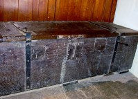 Medieval Chest renovated by YCPS