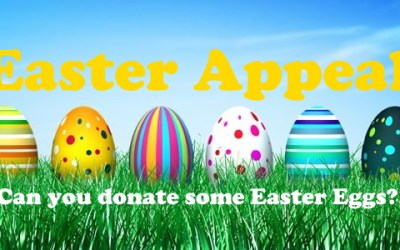 Can you help with our Easter Appeal?