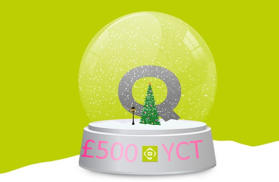 Quadrant Building Control donate to YCT at Christmas