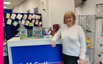 KipMcGrath support YCT Xmas Appeal