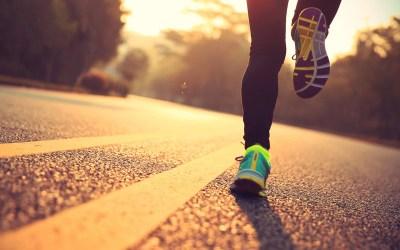 Marathon sprints to £275 donation