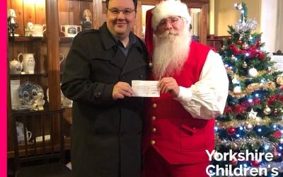 5th Darlington Scouts Donate