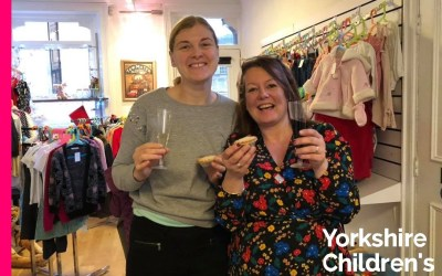 New Charity Shop Open!