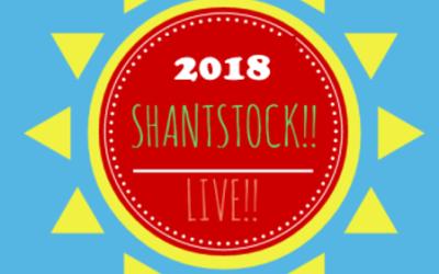 Shantstock 2018 raised £1406.40