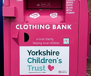 Host a clothing bank!