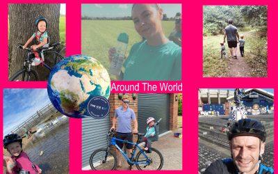 Ice Around The World