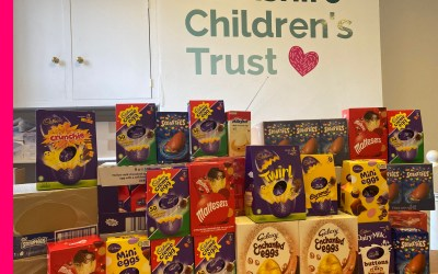 Easter Donation: Grant & Bowman