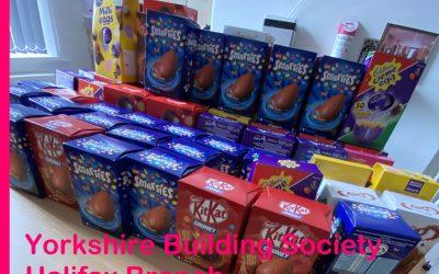 Easter Donation: YBS, Halifax