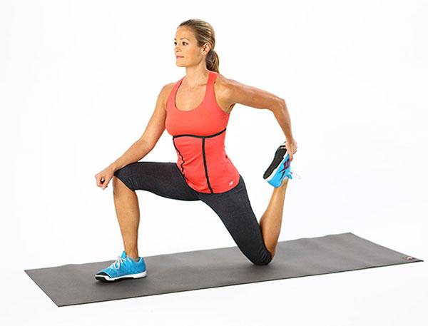 股四頭肌拉伸 | 運動吧