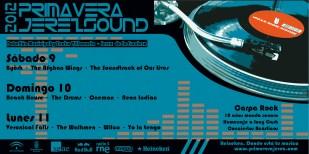Propuesta flyer Primavera Jerez Sound