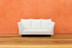 Couch eines Psychiaters